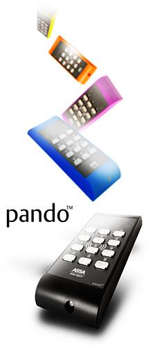 Pando har landat vit 2