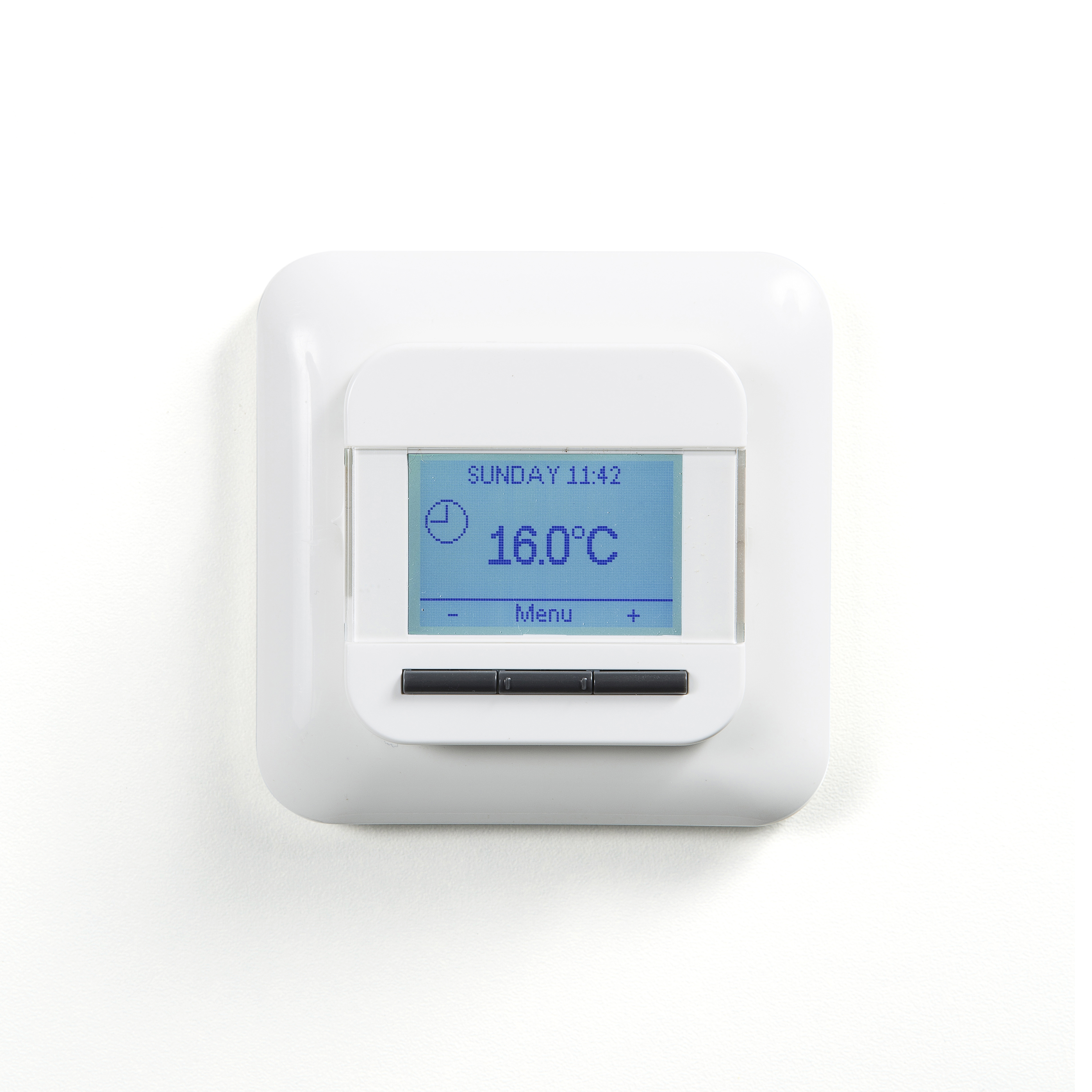 Golvvärme t2 termostat bruksanvisning