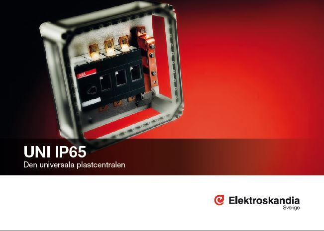UNI IP65  – Universal plastcentral