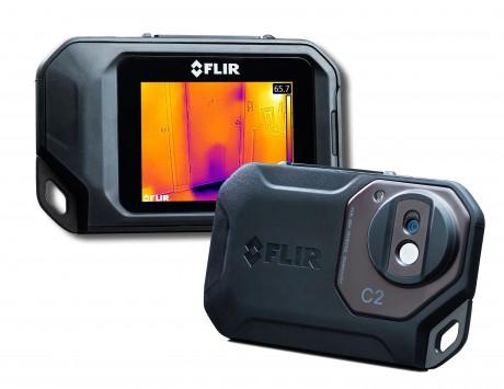 FLIR C2 kompakt termokamera