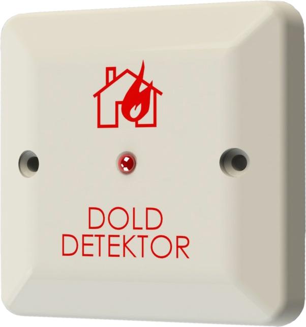 Indikering för dold detektor