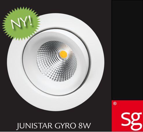 Ny modell av Junistar Gyro från SG Armaturen