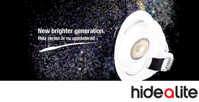 Bright Eye G2, new brighter generation