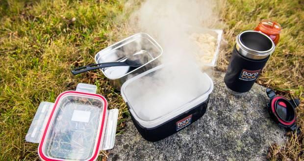 Värm din mat på ett nytt sätt