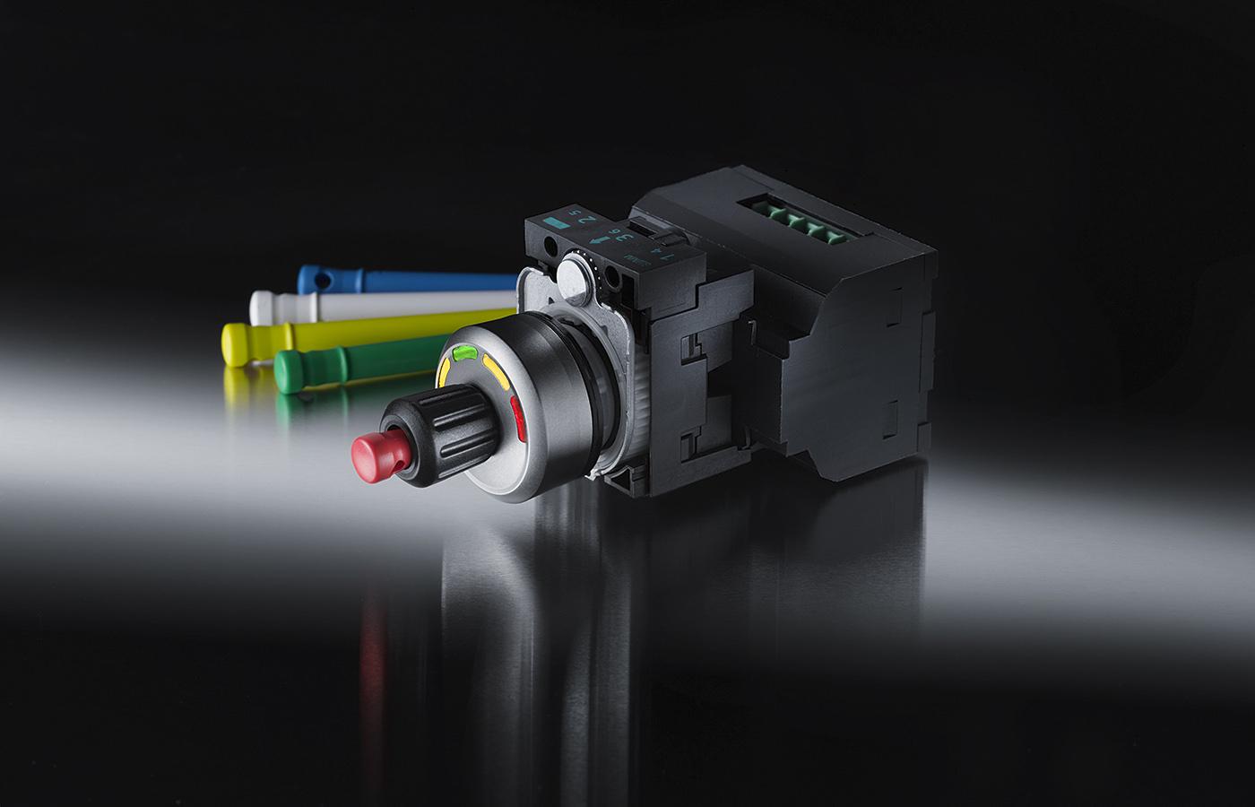 Nyhet: Ny typ av nyckelbrytare med RFID teknologi.