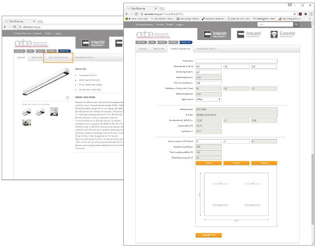 Har du sett vårt enkla verktyg för ljusberäkning?