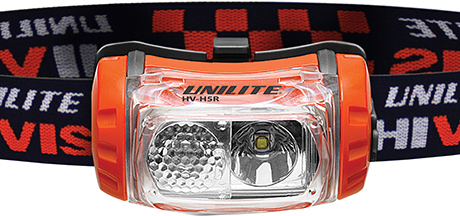 Unilite pannlampa HV-H5R LED 220 lumen USB