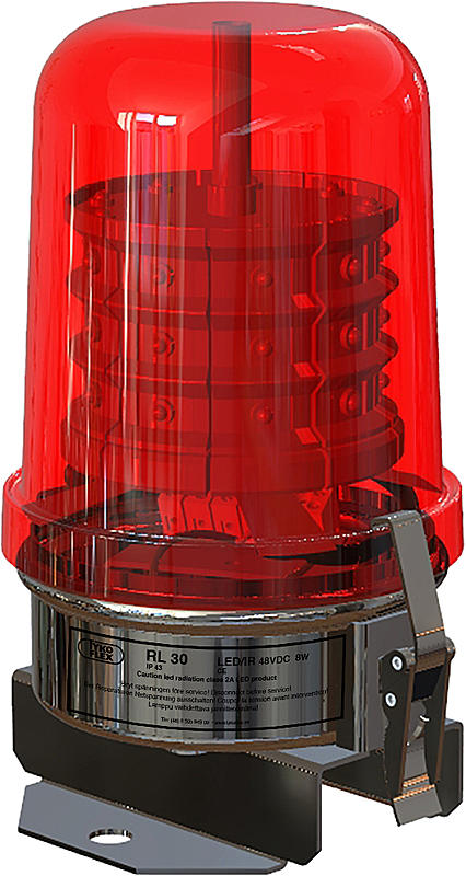 Hinderljus med LED, ändringar i Transportstyrelsens föreskrifter