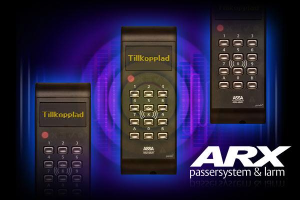 Säkerhetssystemet ASSA ARX – ett kombinerat passer- och larmsystem