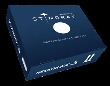 Stingray Ny blåsfiberkabel från Hexatronic