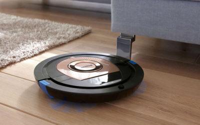 Philips SmartPro Compact Robotdammsugare