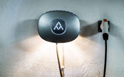 HALO Wallbox är Charge Amps kompakta och tåliga laddstation